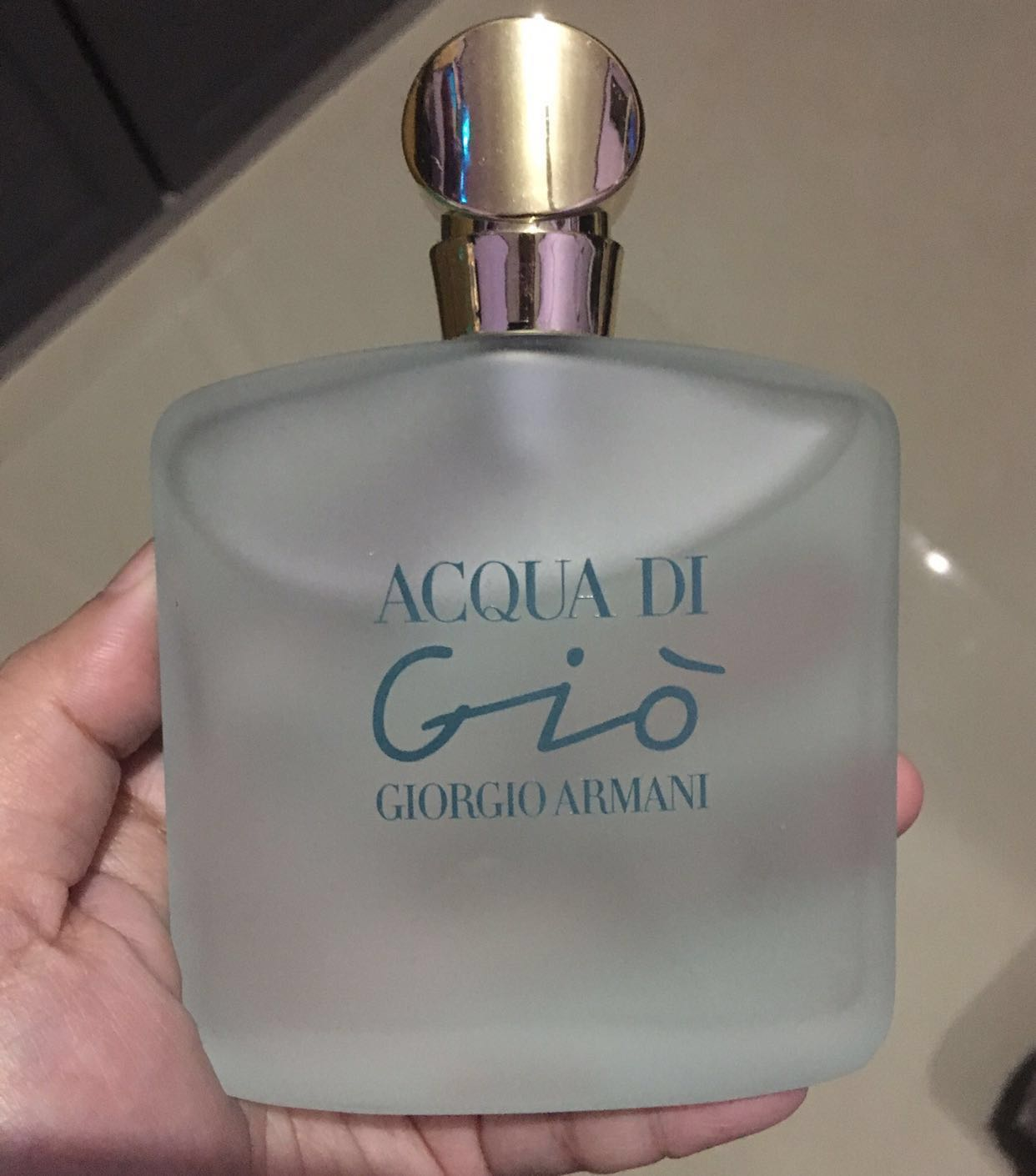Acqua Di Gio Eau De Toilette Spray Women Health Beauty Perfumes