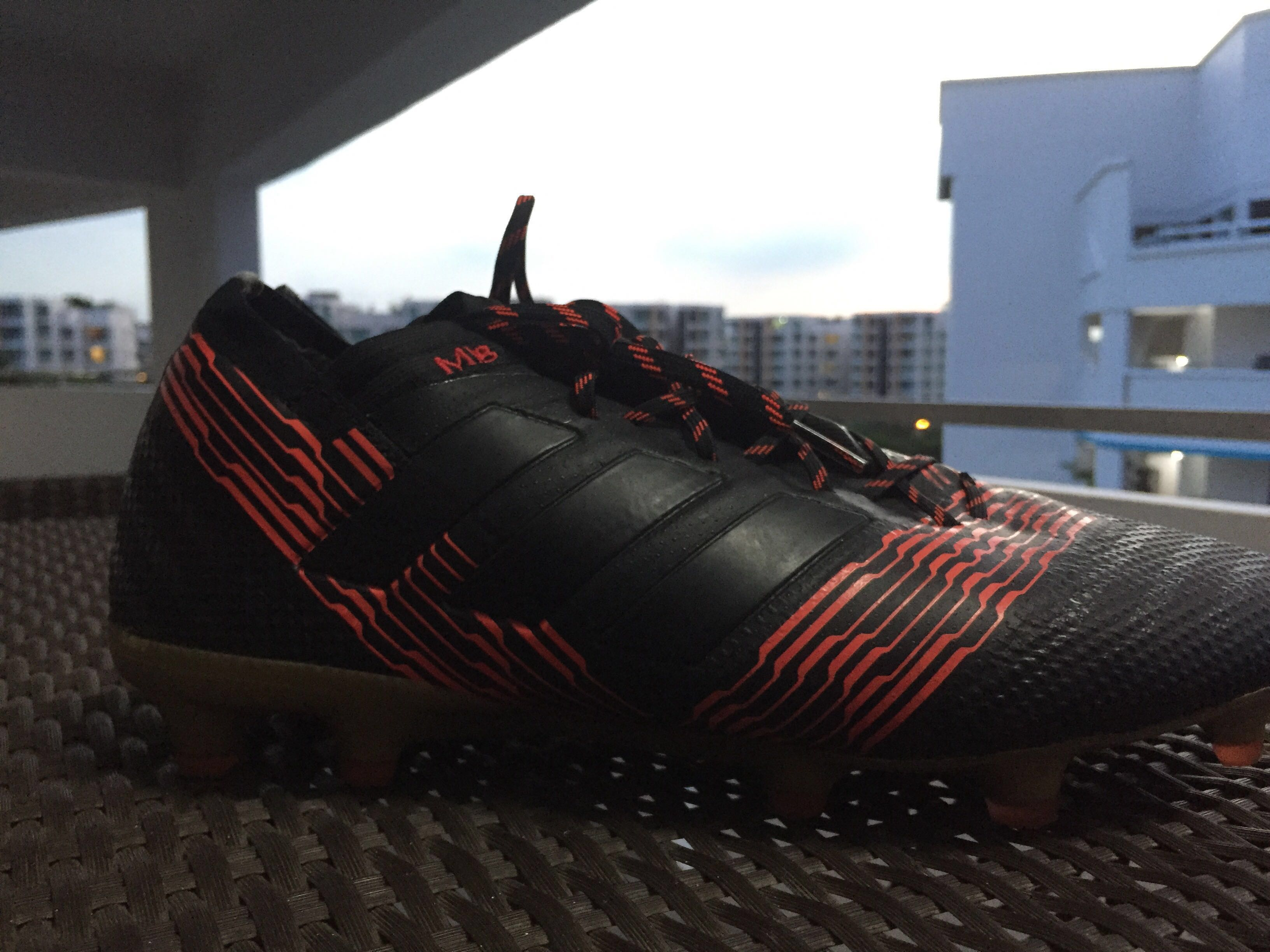 715dc60e7 Adidas NEMEZIS 17.1 Soccer boots, Sports, Sports Apparel on Carousell