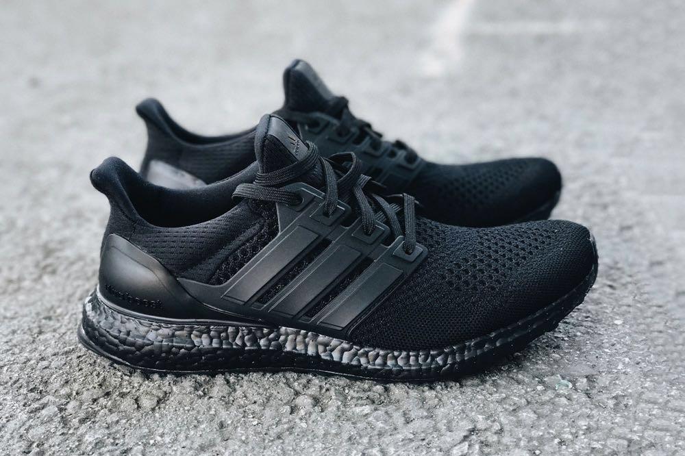 Adidas Ultra Boost LTD Triple Black