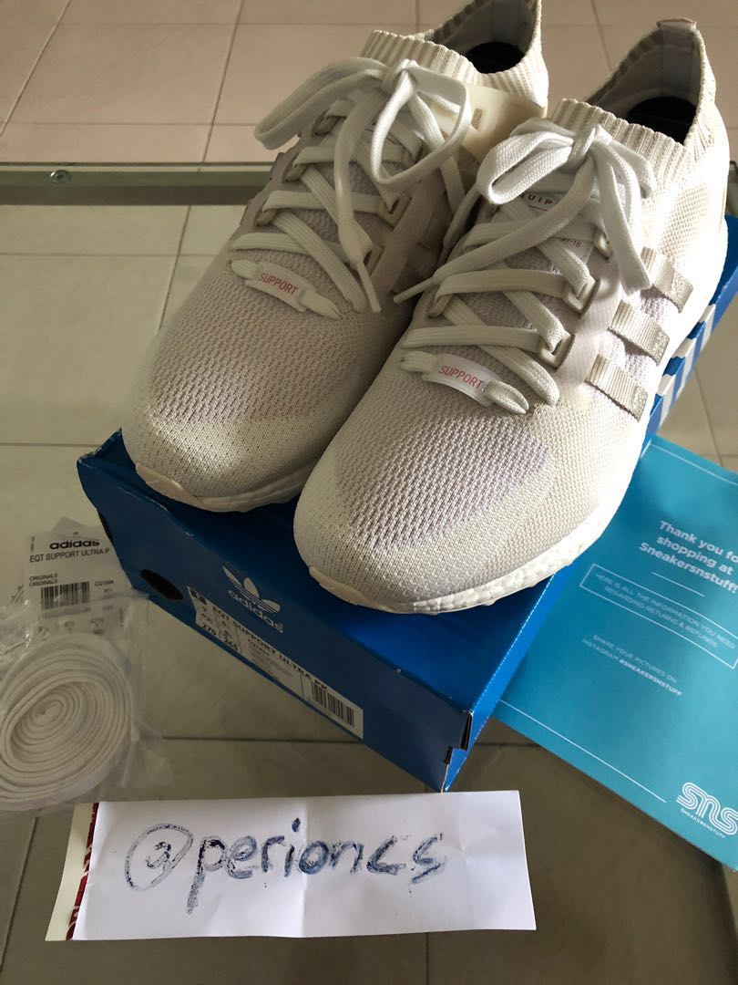 b1aac6177 Adidas x Sneakersnstuff SNS EQT Support Ultra PK   Materials Pack ...