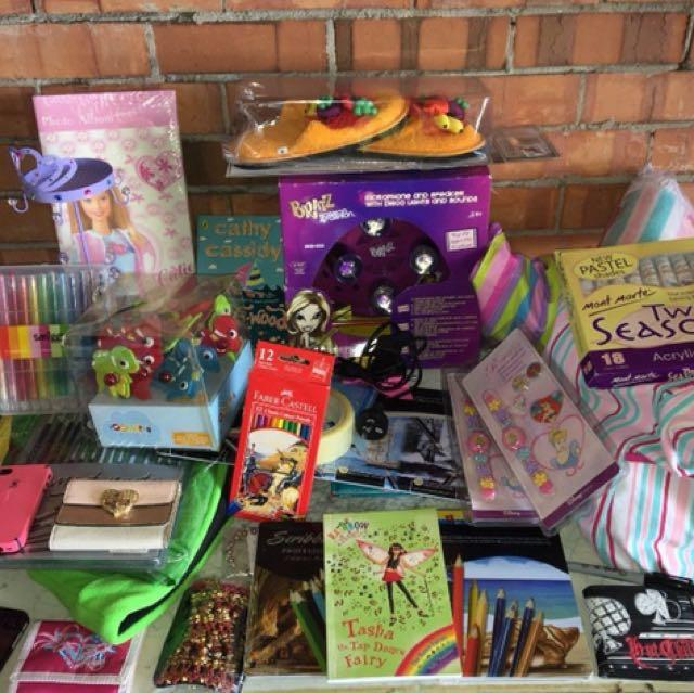 Arts and crafts, girls accessories, kids toys & more! Pay as you feel