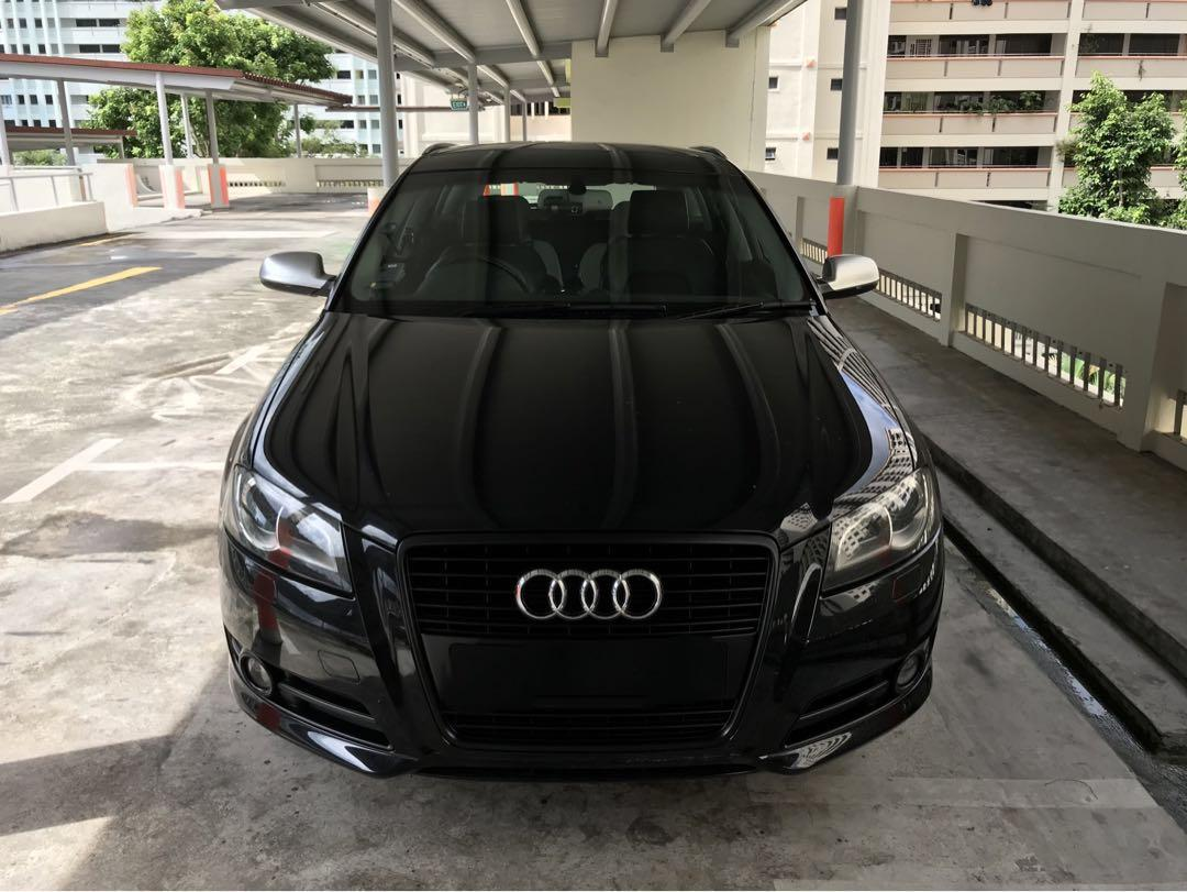 Audi A12 (12P) front grille, Car Accessories, Accessories on ... | audi a3 car accessories