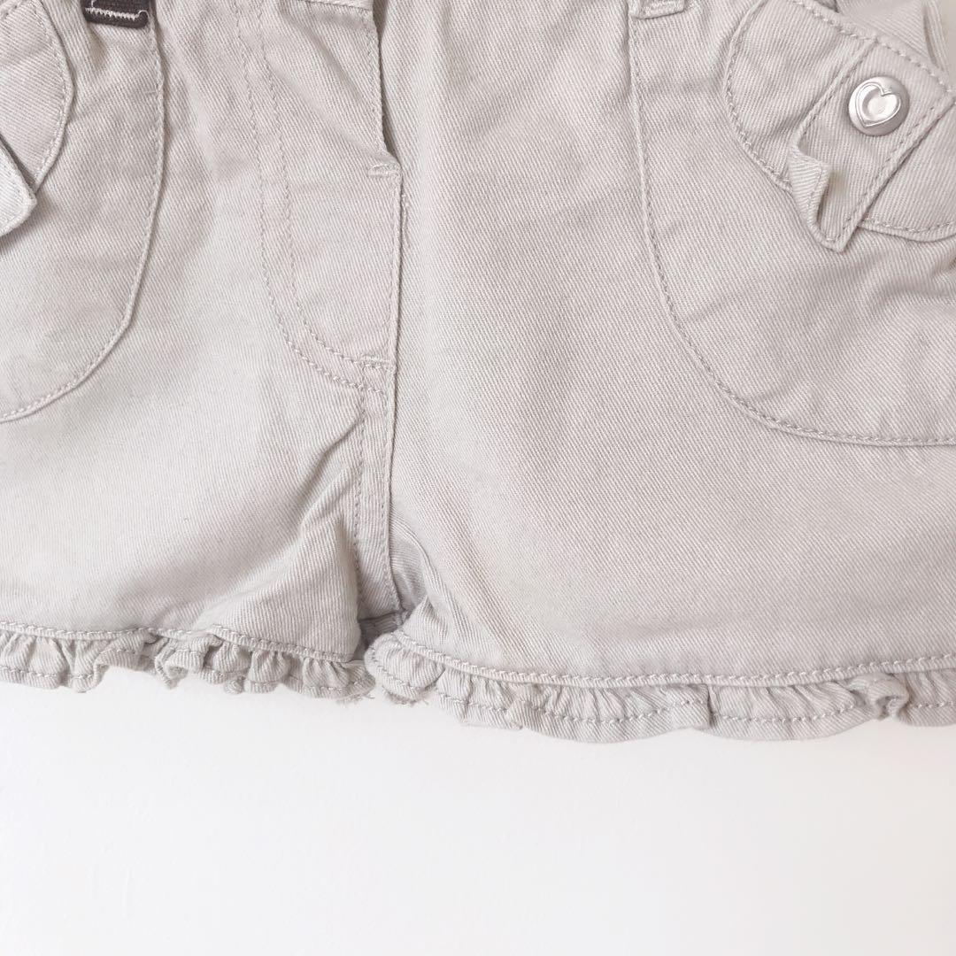 Baby girls shorts size 00 (3-6 mths)