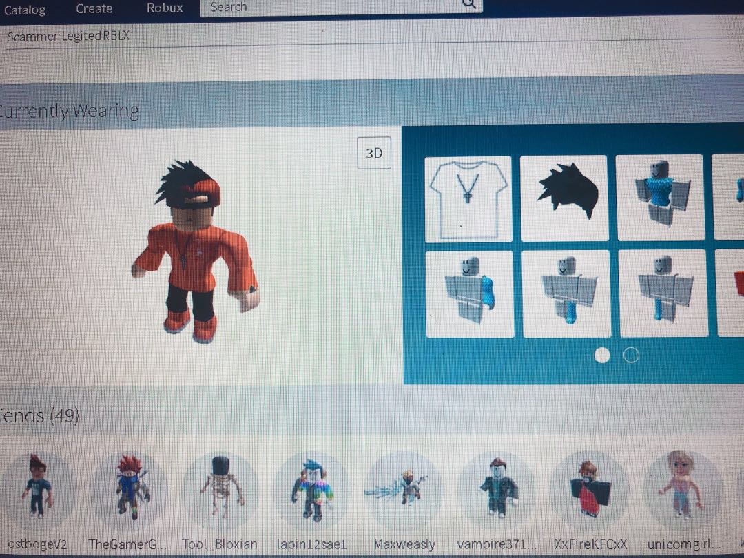 [BOYS] [RICH ACCOUNT] ROBLOX ACCOUNT FOR SALE