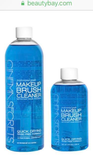 7b3821fb09ee Cinema Secrets Professional Quick Drying Makeup Brush Cleaner 436ml