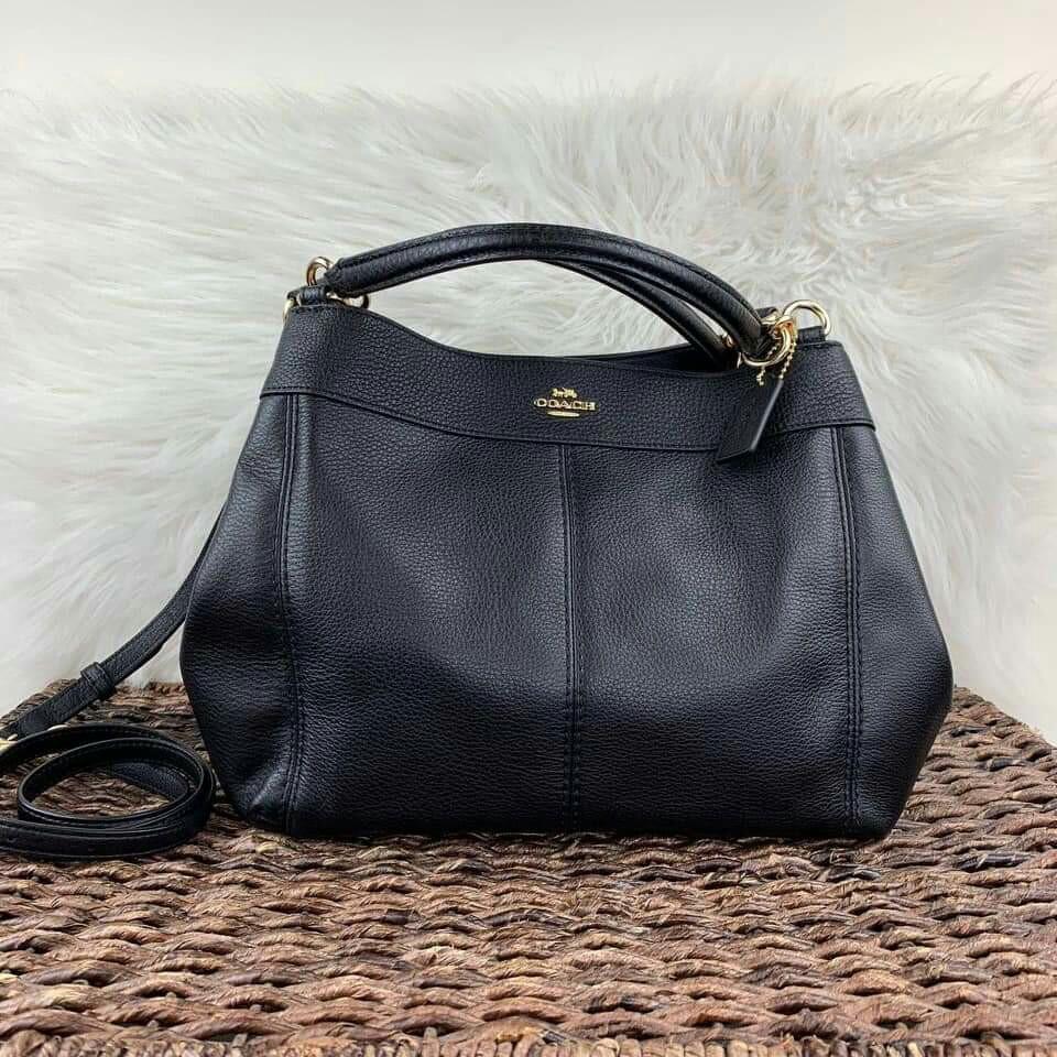 064c4264e12d COACH SMALL LEXY SHOULDER BAG
