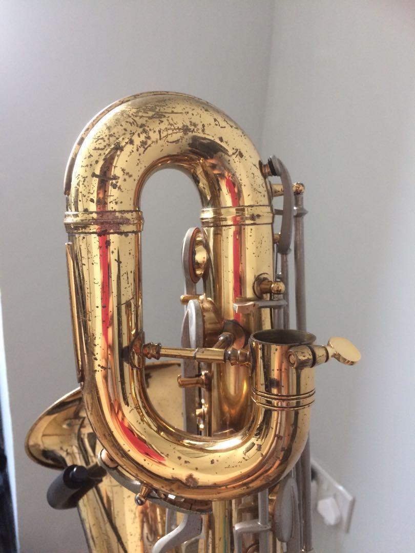 Conn 12M Baritone Saxophone, Music & Media, Music