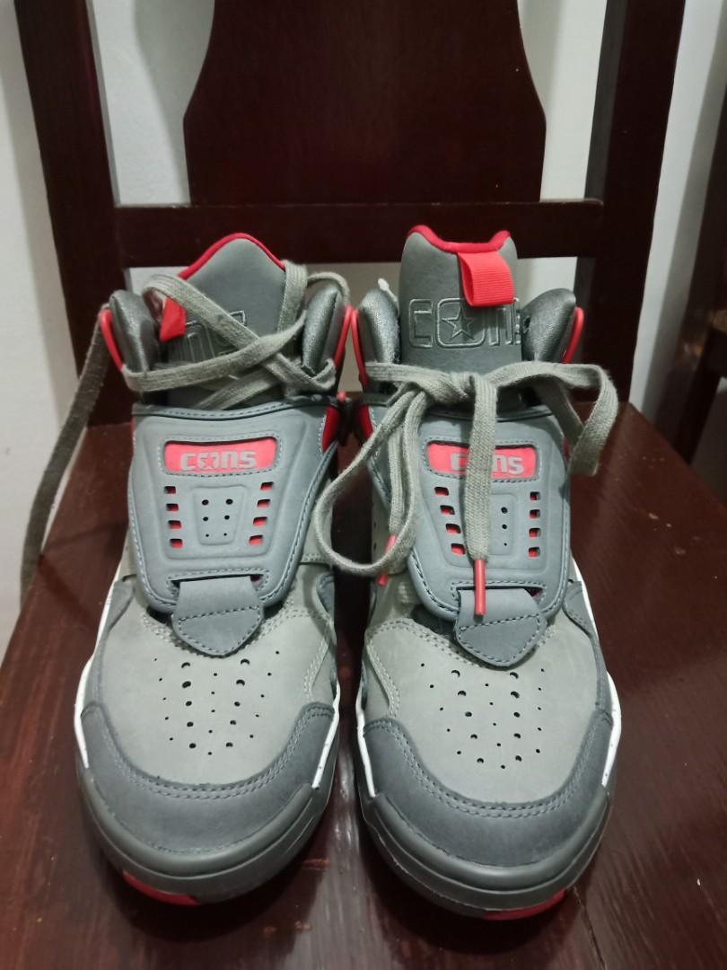 release date: 55e03 5ee32 REPRICE! REPRICE! Converse Aero Jam Red Grey, Men s Fashion ...