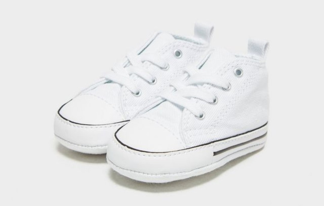 dd1535b9eaa5 Converse First Star Crib Infant (Shoes)