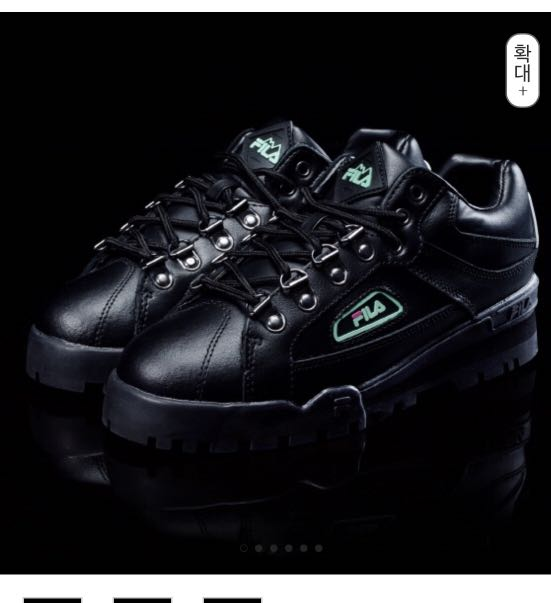 92d950308b Carousell On Leather Fashion Shoes Men s Footwear Fila Sneakers Fzqwa00