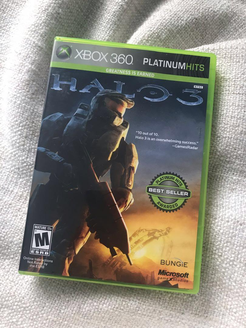 Halo 3 - Xbox 360 Games, Toys & Games, Video Gaming, Video