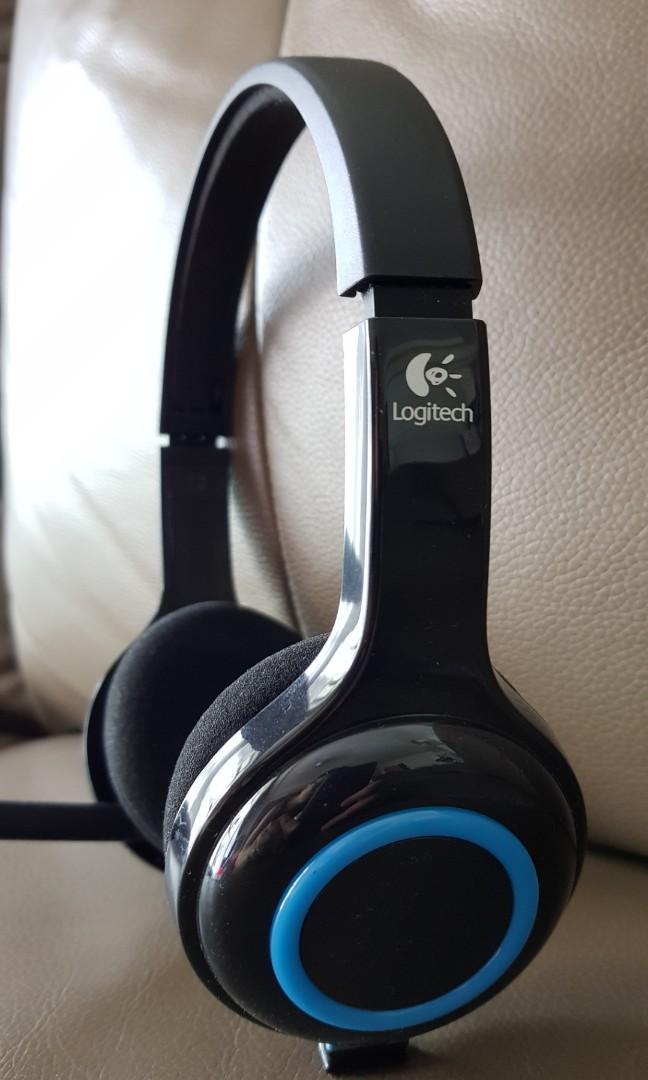 Logitech H600 Wireless Headset, Electronics, Others on Carousell