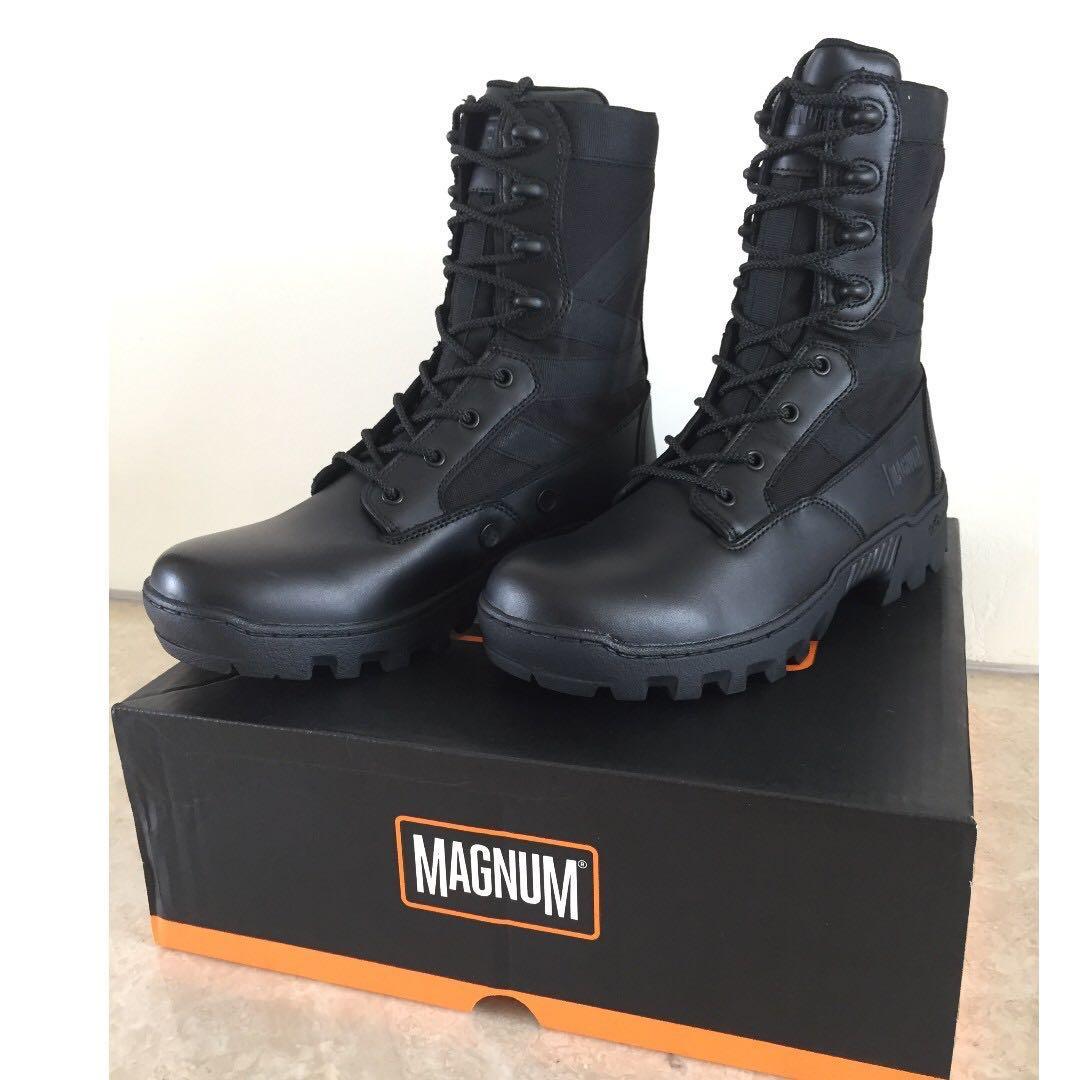 e91b398a5d9 Magnum Combat Boots