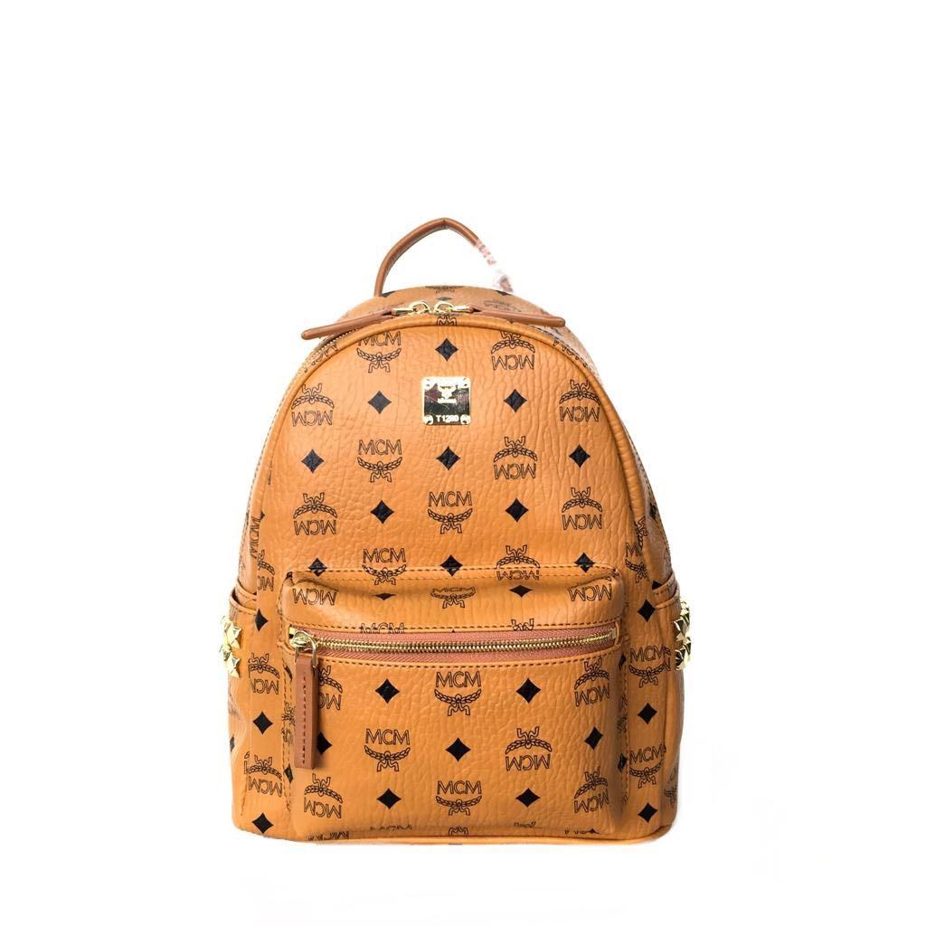 6f6981d9084d MCM Stark Backpack Medium, Luxury, Bags & Wallets on Carousell