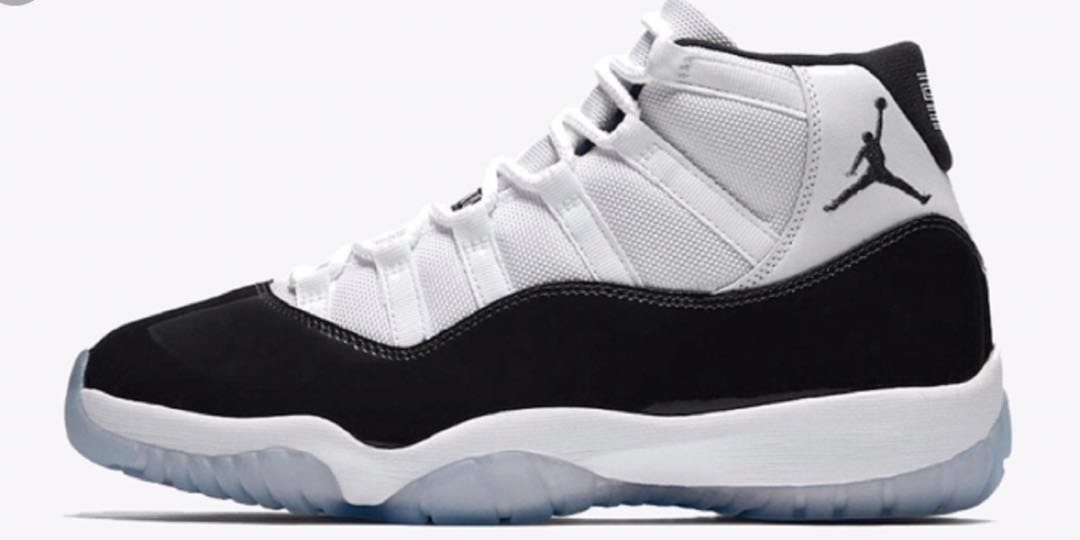 326de18c19b6be Nike Air Jordan 11 Retro concord men s size US7.5 US8.5 US9 US10.5 ...