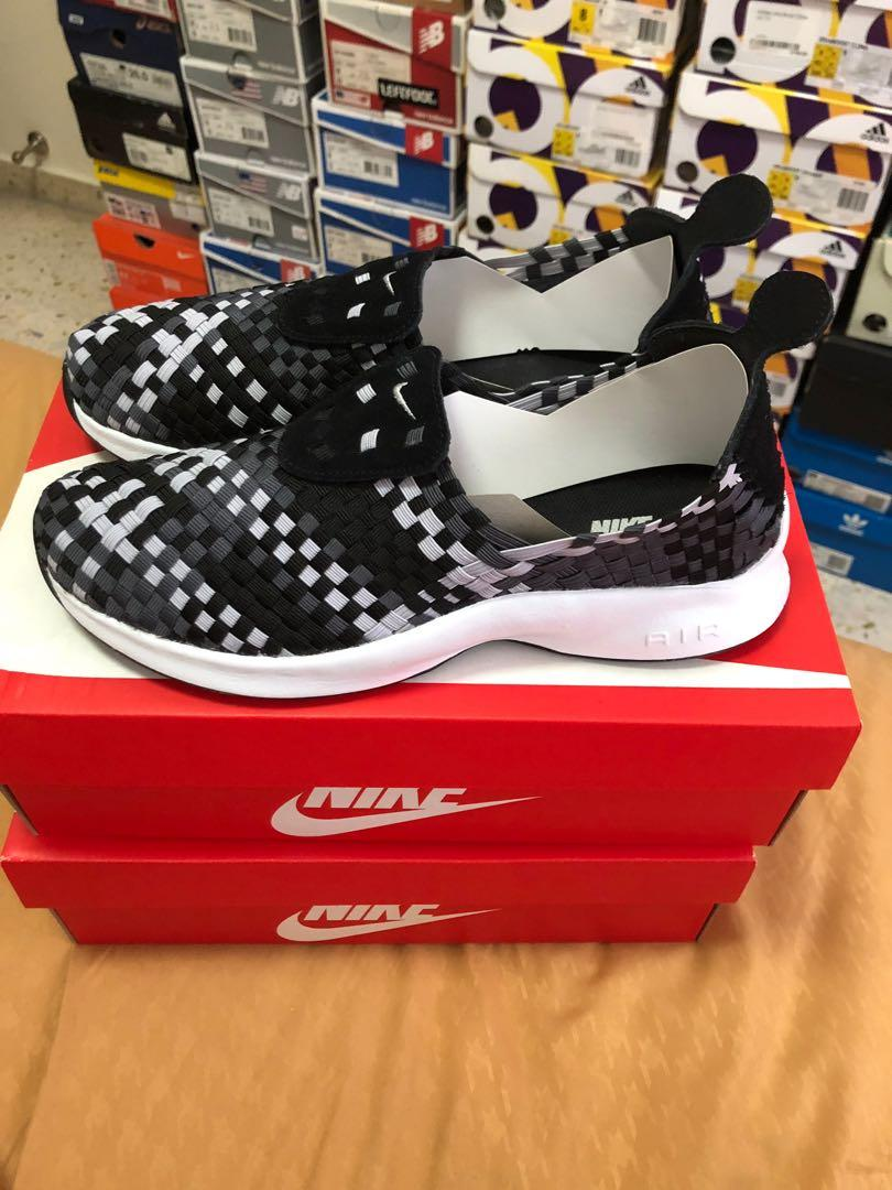 separation shoes 78e5c 56856 Nike air woven not fragment clot kaws supreme undefeated ...