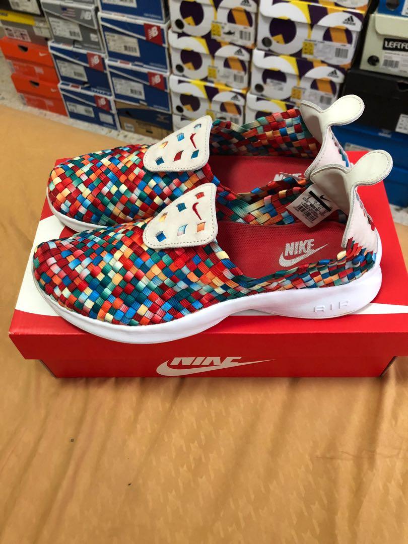 862be1c1c4 Nike air woven not htm fragment clot kaws Adidas boost nmd Bape ...