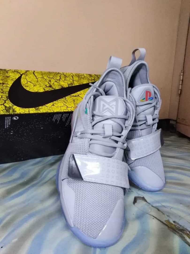 new style 065a9 35e81 Nike pg2.5 PlayStation