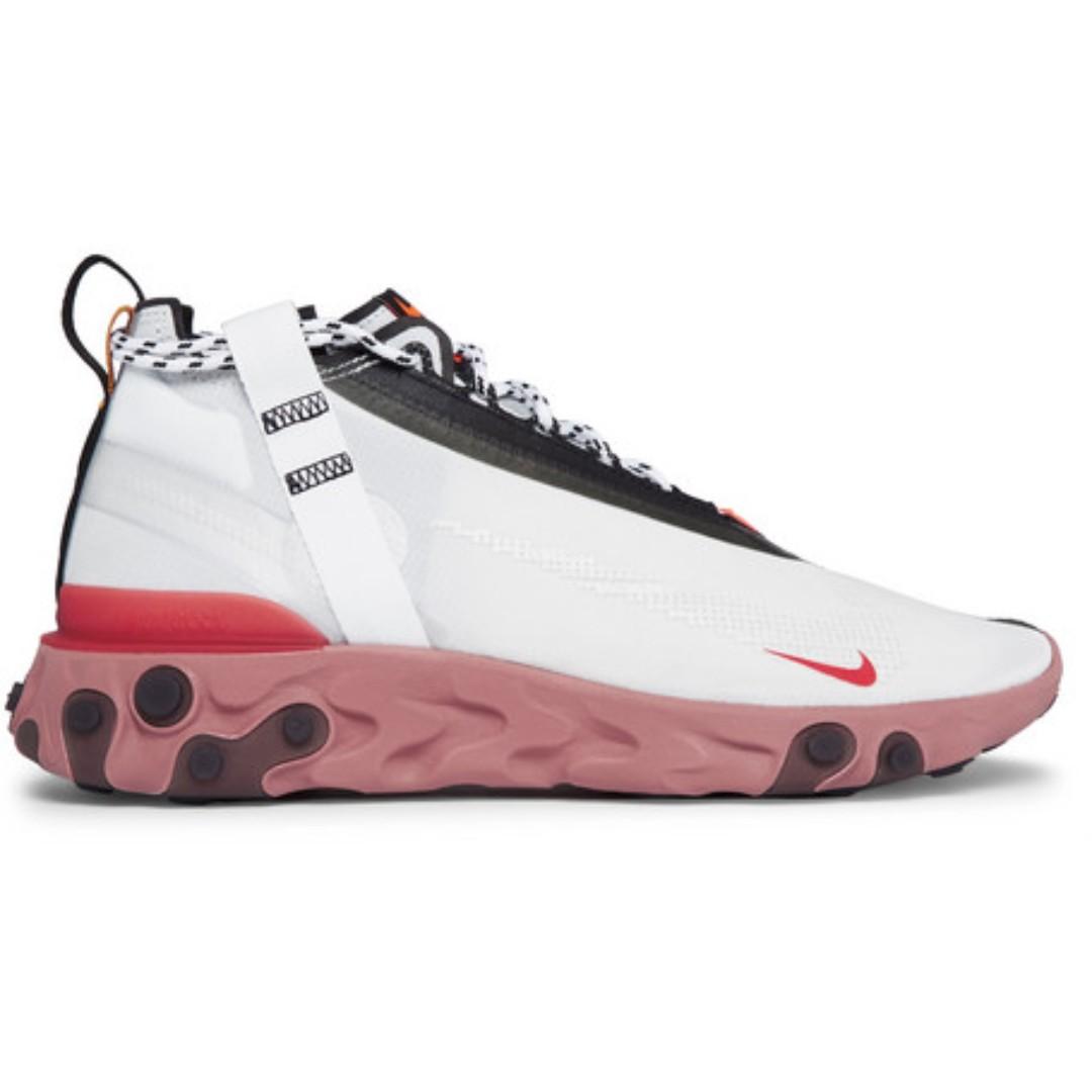 5998b8ff2fa Nike React Runner Mid WR ISPA Sneakers