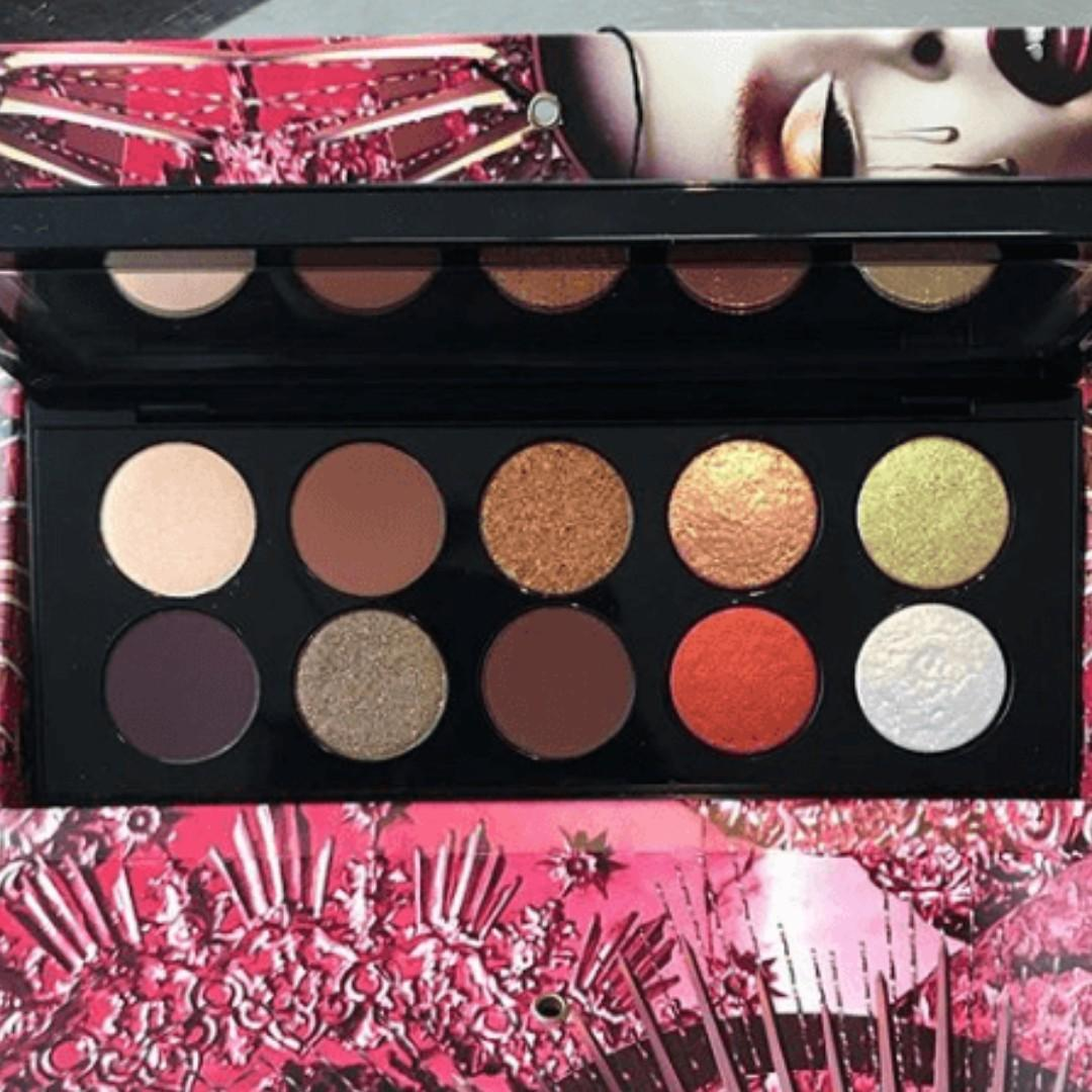 Pat McGrath Mothership Eyeshadow Palette seduction BRAND NEW & AUTHENTIC [PRICE IS FIRM, NO SWAPS] FREE SHIPPING