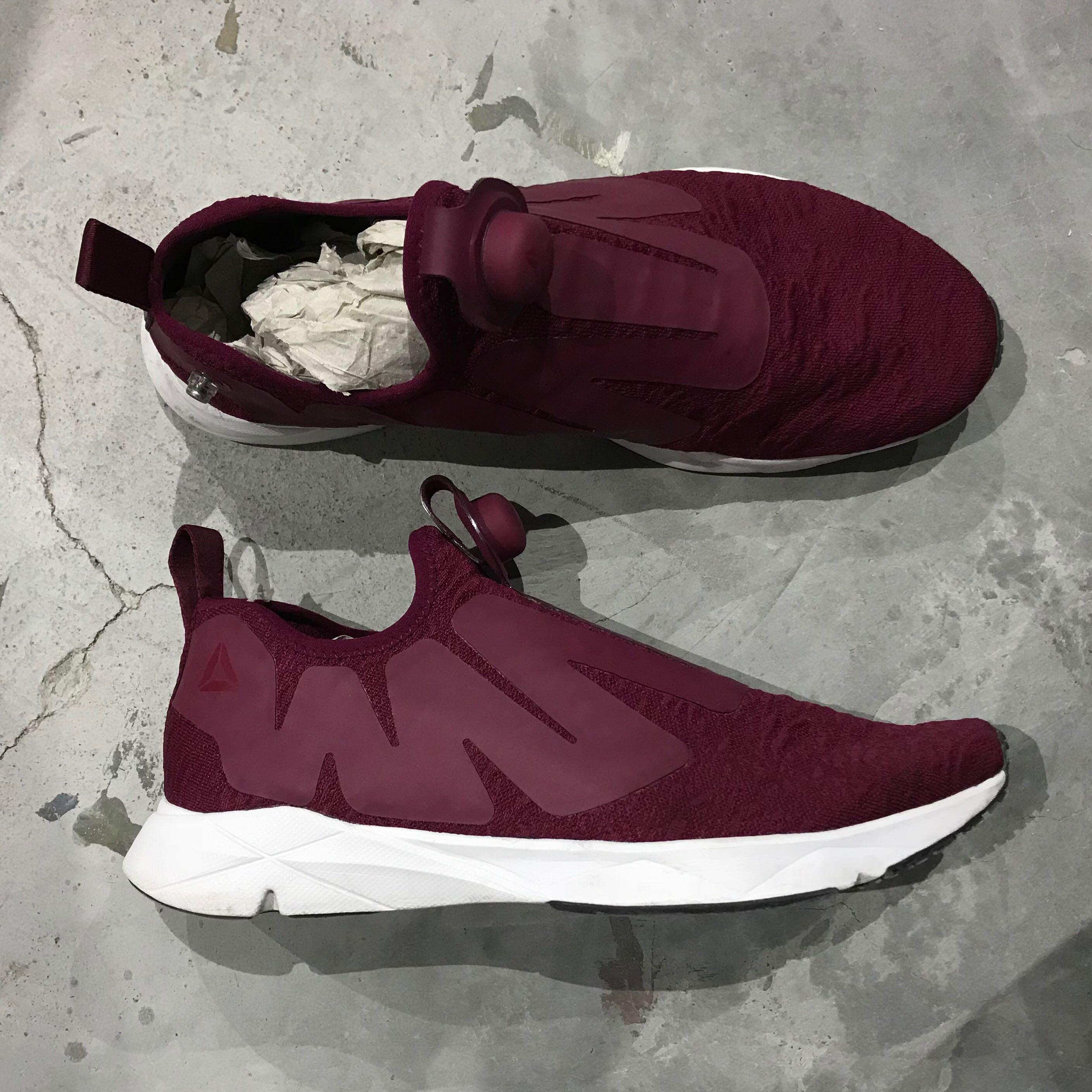 fdce2d12227407 Reebok Pump Supreme Flexweave Lifestyle Sneakers