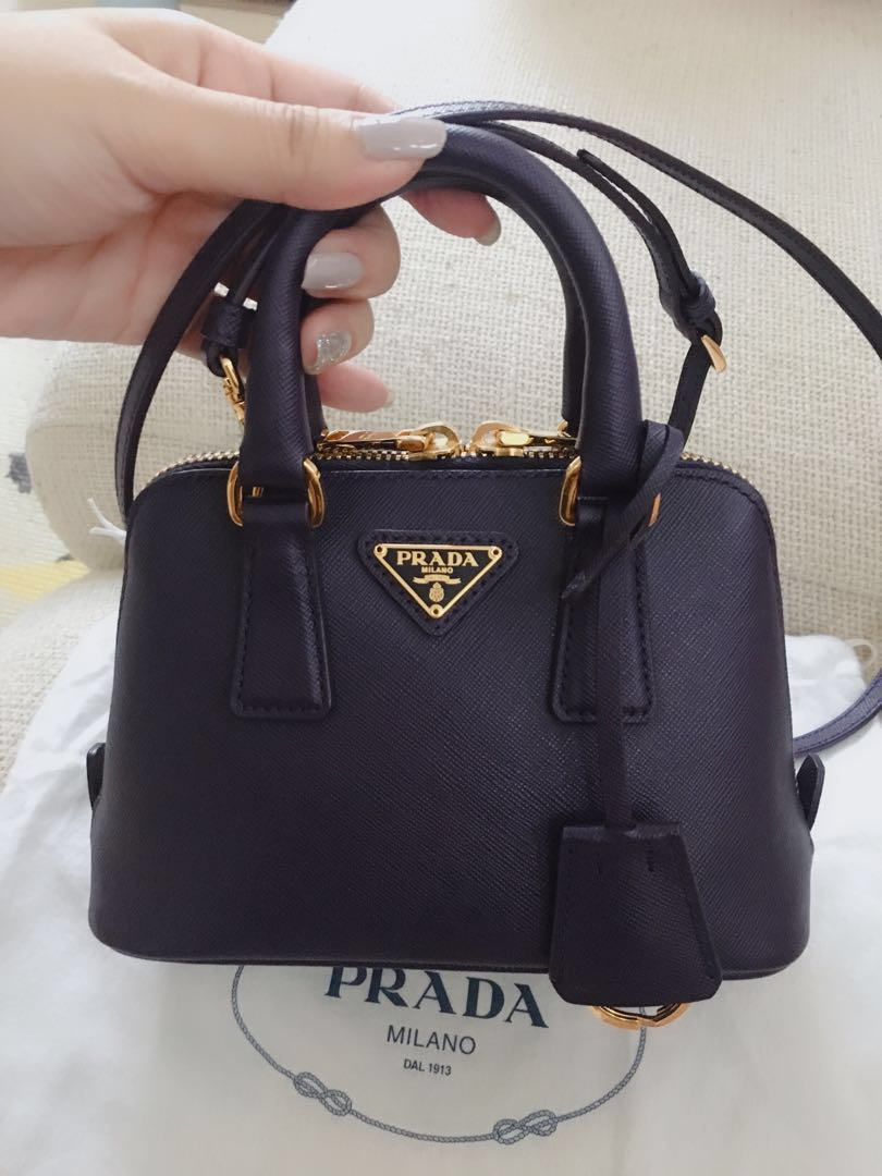 a624d95cd08736 🌷SALE🌷Authentic Prada Mini Bag, Women's Fashion, Bags & Wallets, Handbags  on Carousell