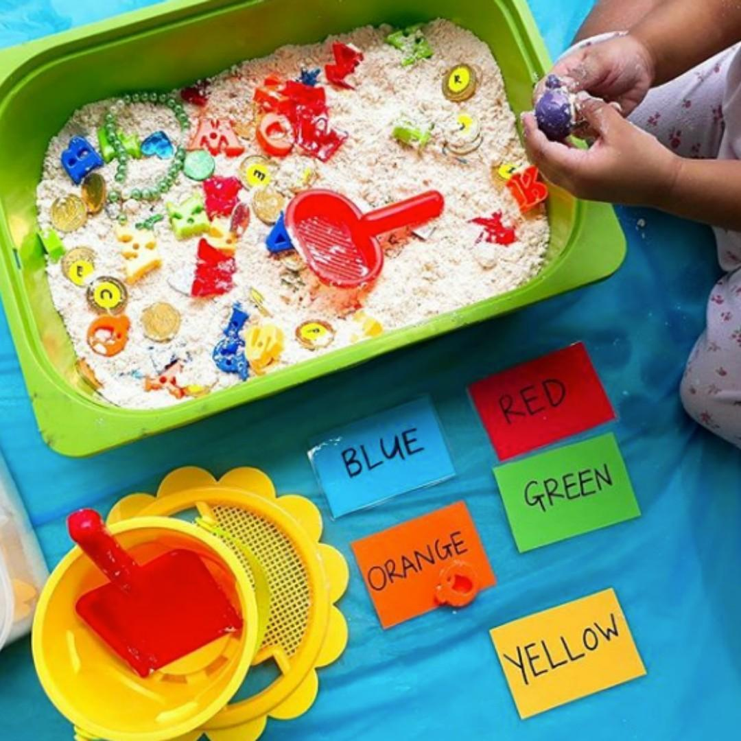 Image result for kids sensory play
