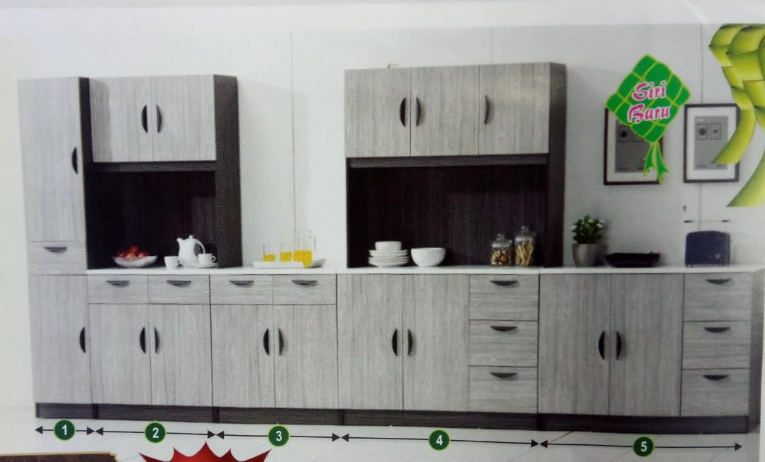Sofa Kitchen Cabinets Tv Rak Home Furniture Others On Carousell