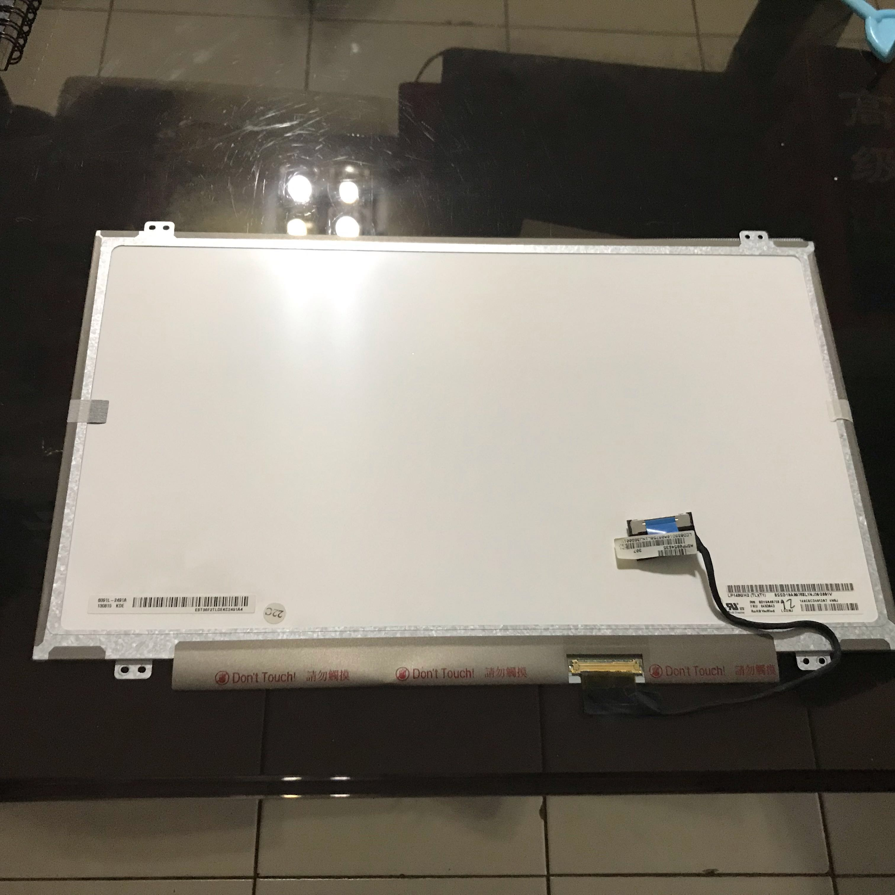 T430 Laptop screen with cable assembly