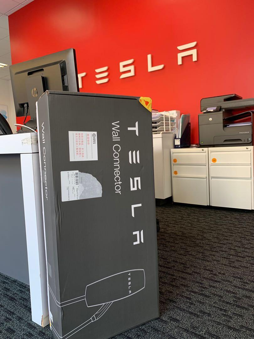 Tesla Wall Connector Brand New Max. 40A