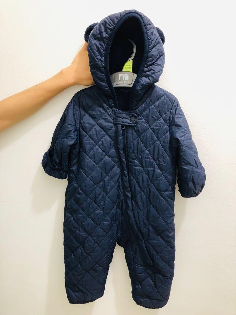 5e3b1e0db UNIQLO Baby Winter Jacket  suit