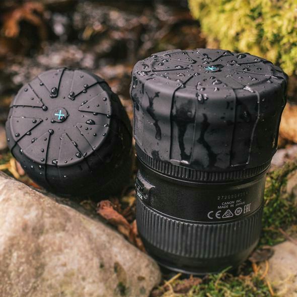 Universal lens cap ----- 1 cap for every DSLR lens