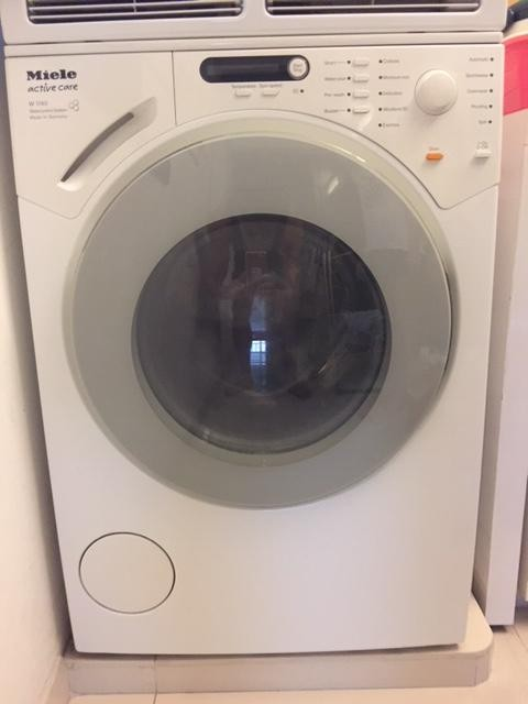 Miele Washing Machine >> Miele Washing Machine Home Appliances Cleaning Laundry On Carousell