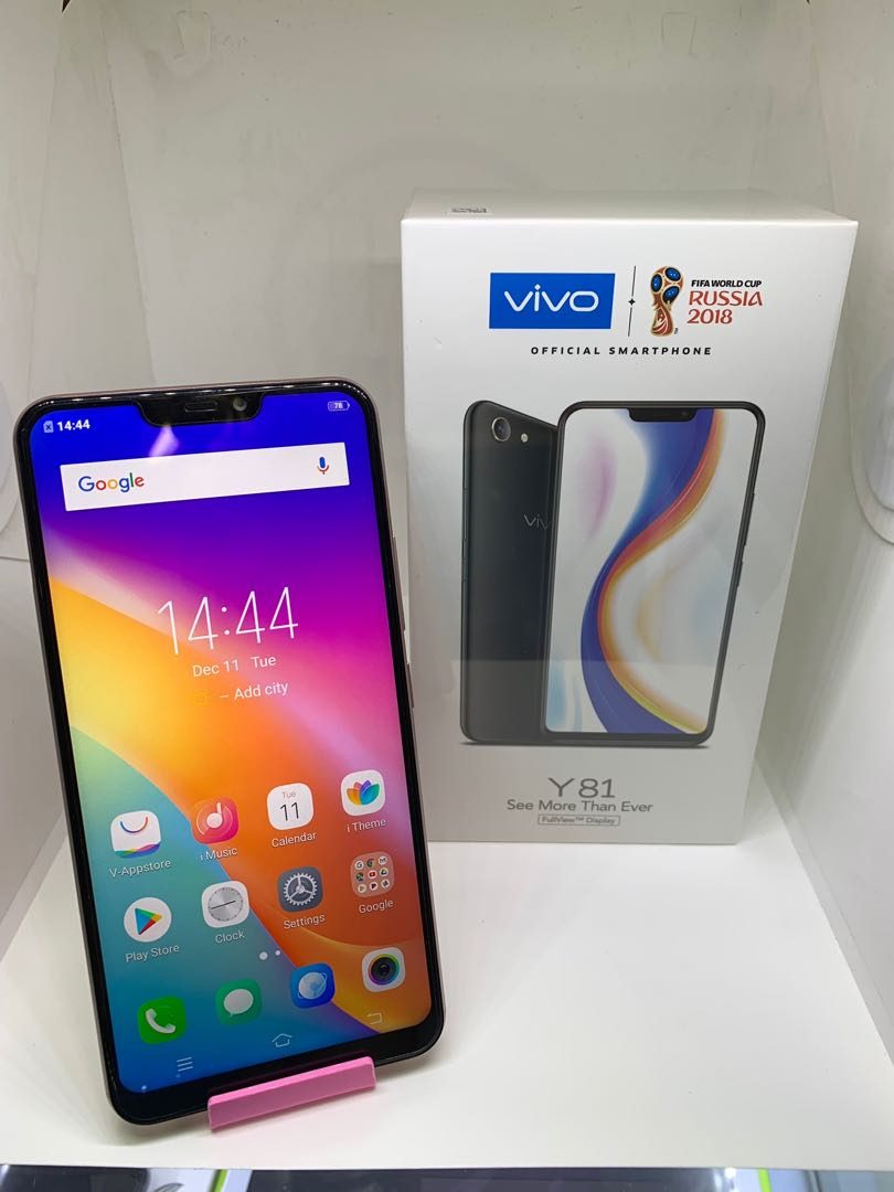 Vivo Y81 (Local) Brand new, Mobile Phones & Tablets, Android