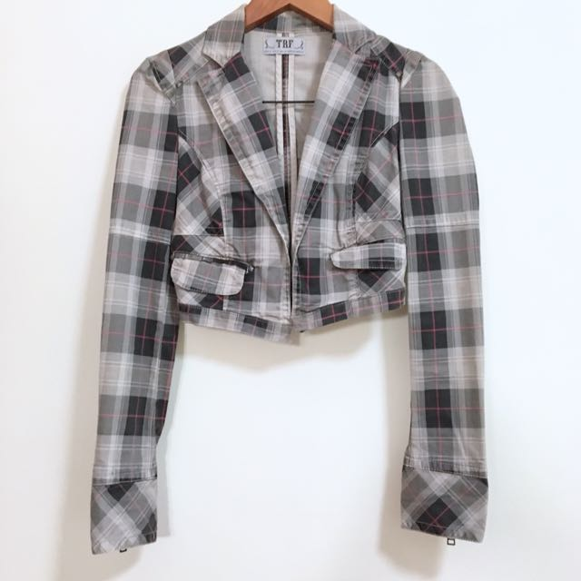 280214b2c Zara TRF Cropped Outerwear