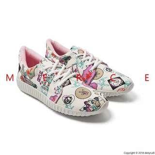 sneakers motif paris