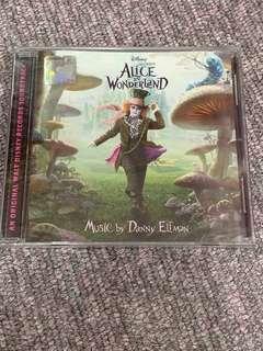 Alice in the wonderland album
