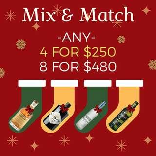 Mix and Match Xmas Bundle
