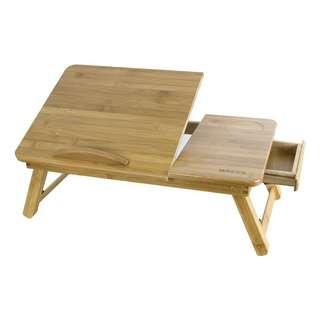 Wooden Foldable Laptop Table/Bed Table