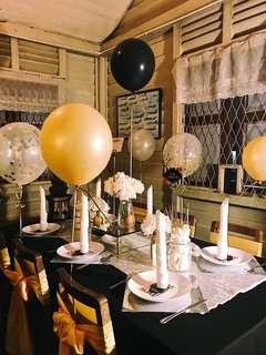 Table Styling, Table Decoration (Ipoh)