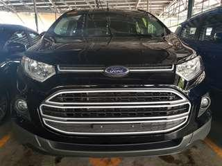 2018 Ford Ecosport Trend AT