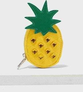 Mango - Pineapple Coin Pouch