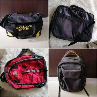 Take all branded bags 4pcs 500rb