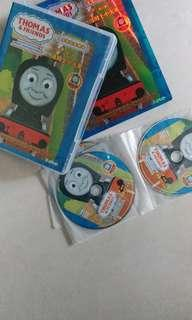 Thomas & Friends DVD Episode Series