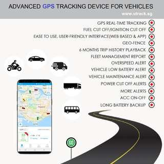 CAR Vehicle GPS/Tracking/Tracker/ENGINE CUT-OFF