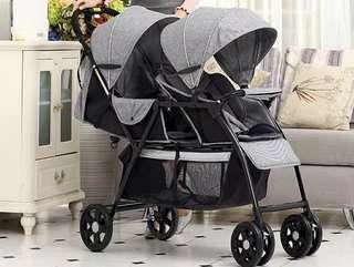 12.12 Year end sales !!! Twin stroller double stroller pram wagon