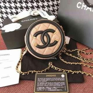 Chanel Round Bag