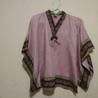 batik model kalong