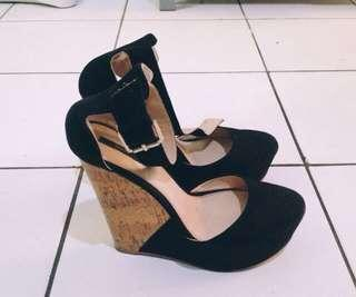 Wedges Forever XXI Authentic