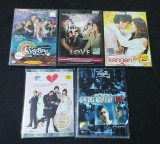 DVDs Indonesia Movie
